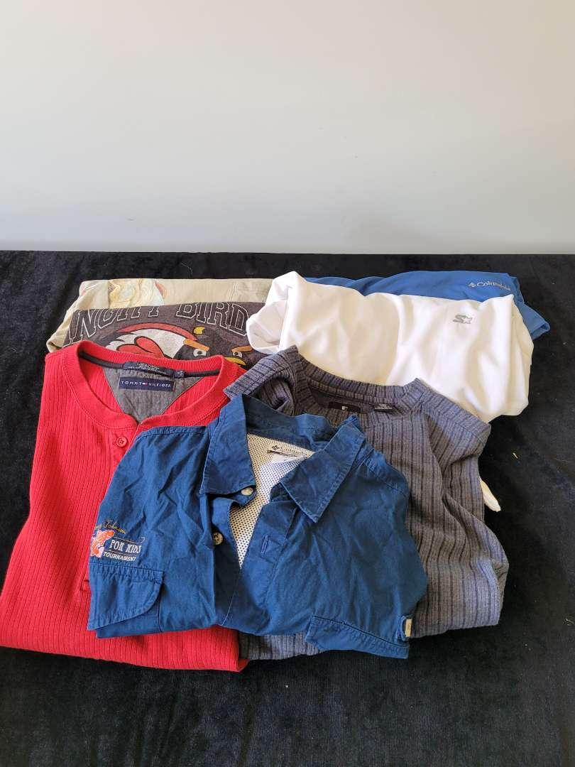 Lot # 162 Men's Cloths - All Size XL