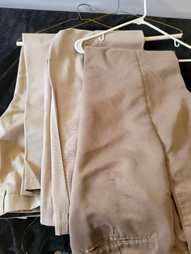 Lot # 164 Men's Dress Pants - Hagger & Perry Ellis