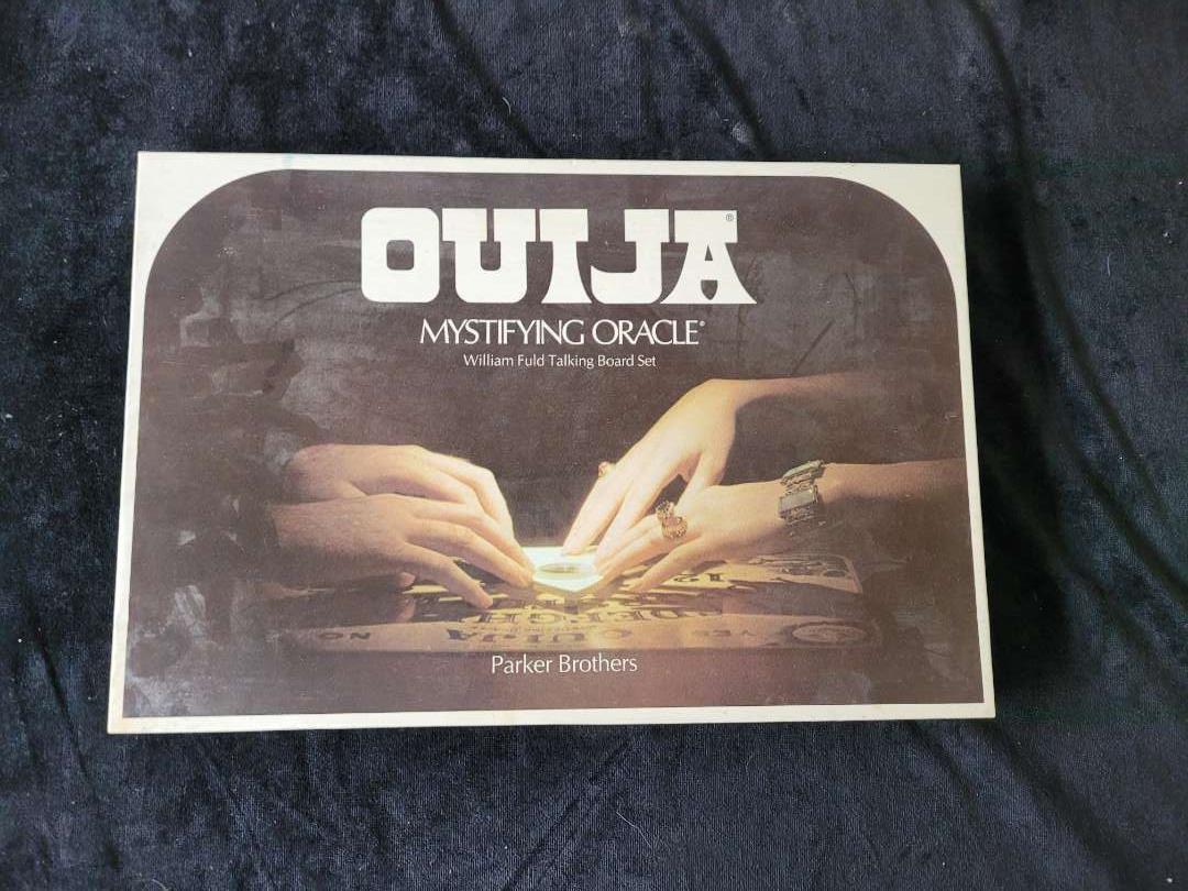 Lot # 171 Authentic Vintage Ouija Board