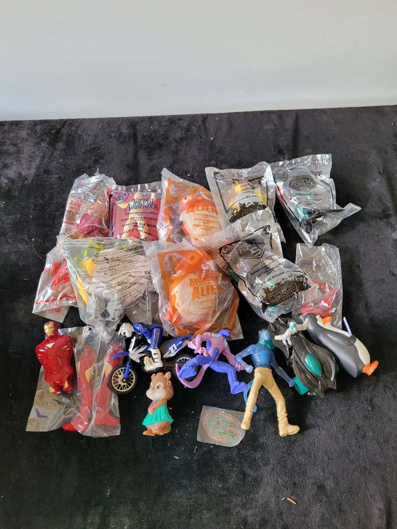 Lot # 184 Collection of McDonalds Toys