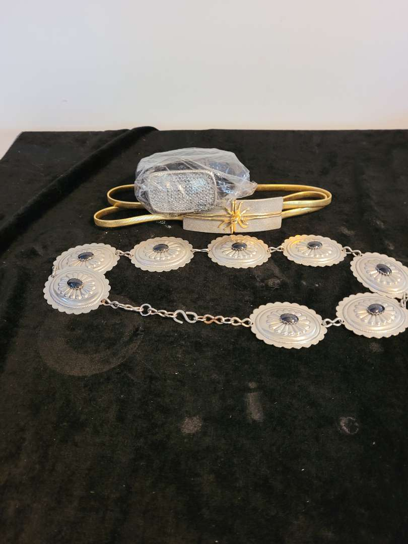 Lot # 194 (3) Woman's Belts