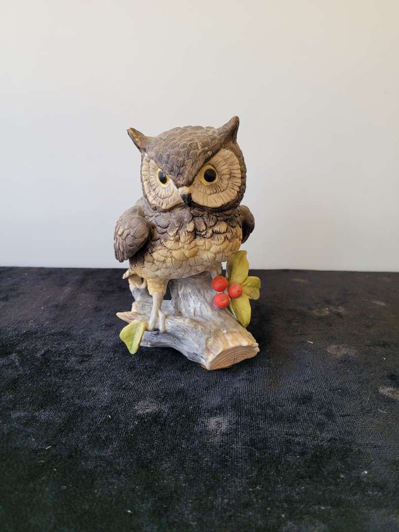 Lot # 205 Josef Handmade Owl