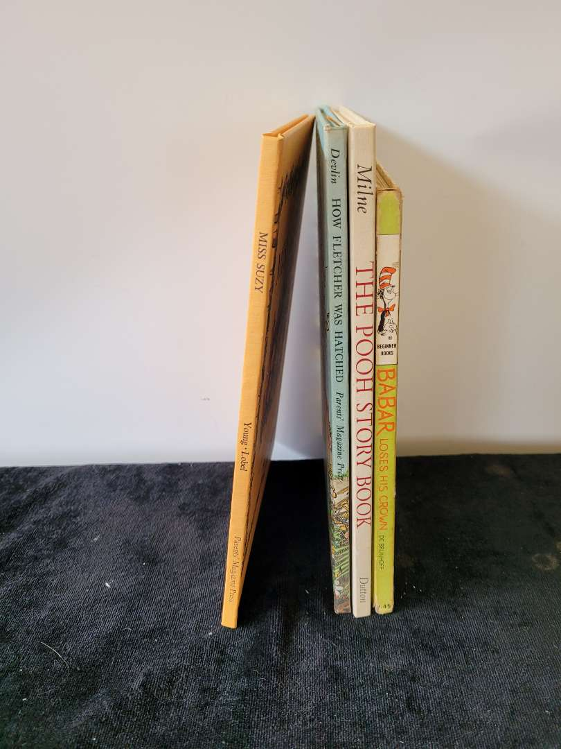 Lot # 220 Vintage 1960s Kids Books