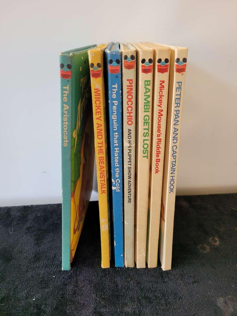 Lot # 221 Vintage 1972-73 Kids Books