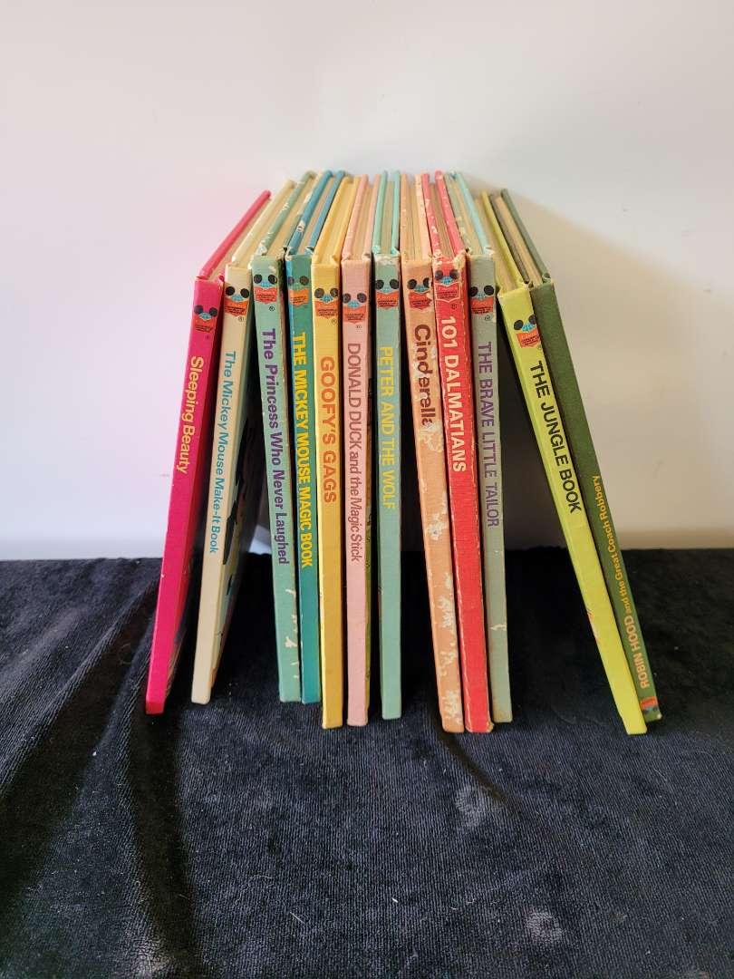 Lot # 222 Vintage 1974 Kids Books