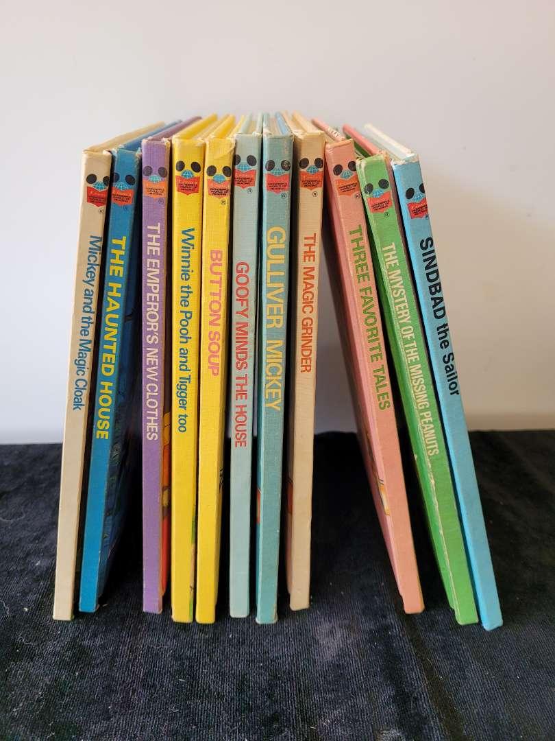 Lot # 223 Vintage 1975 Kids Books