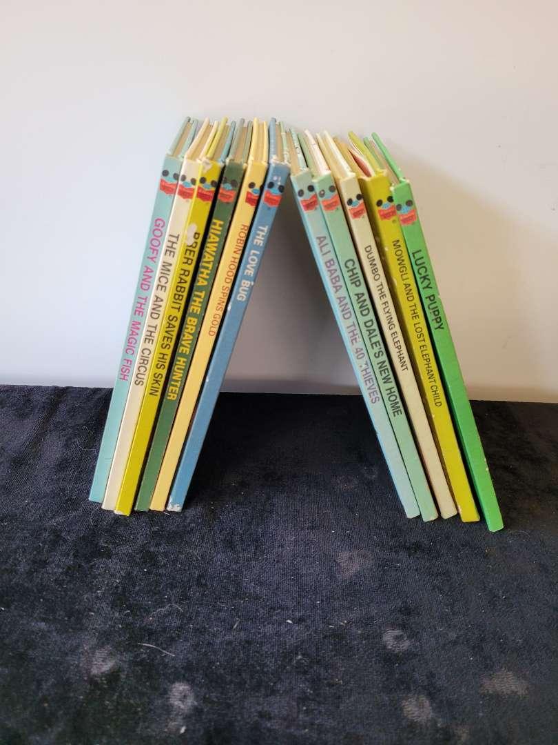 Lot # 225 Vintage 1978-79 Kids Books