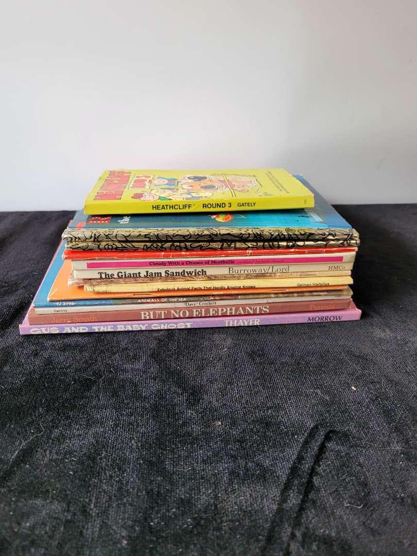 Lot # 226 1970-80s Kids Books