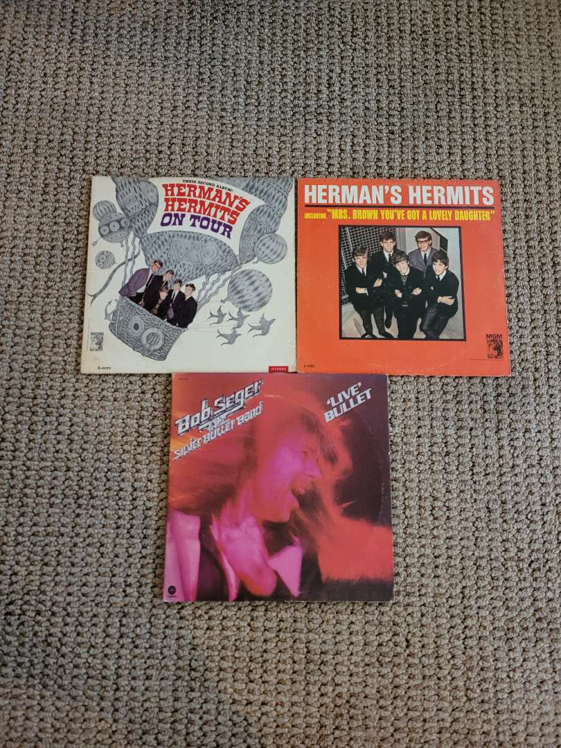 Lot # 248 (3) Vintage Albums