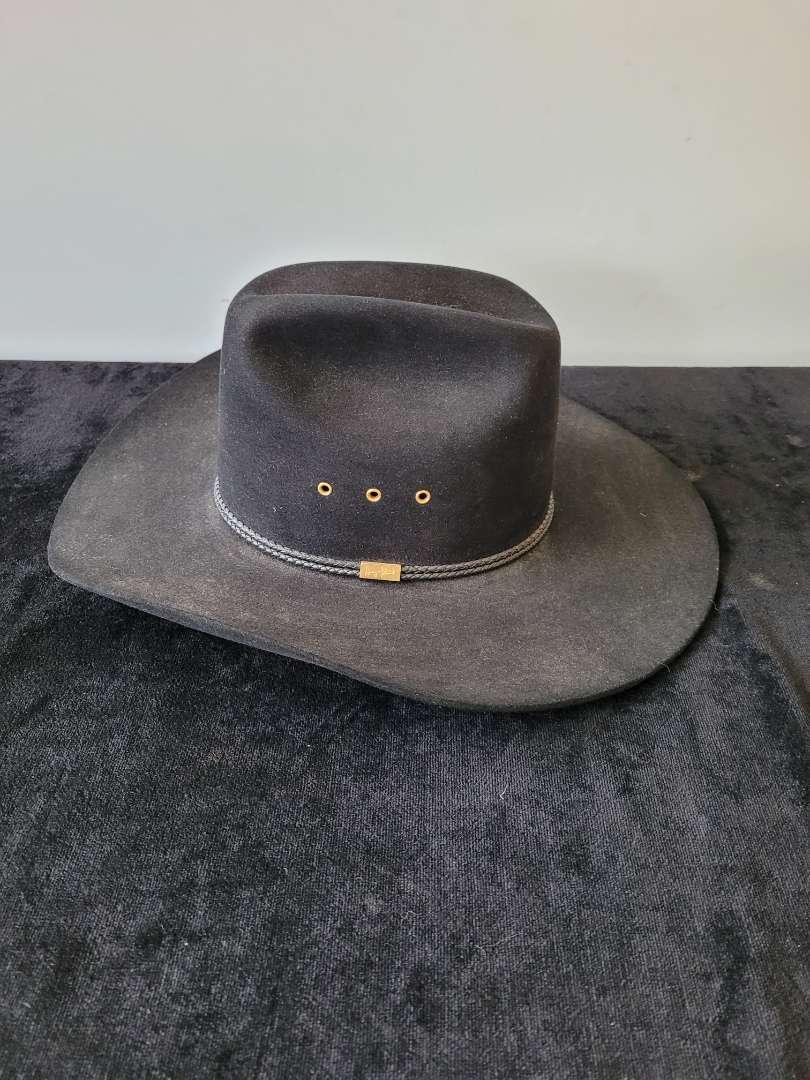 Lot # 251 Resistol George Strait Double Band Edition Cowboy Hat