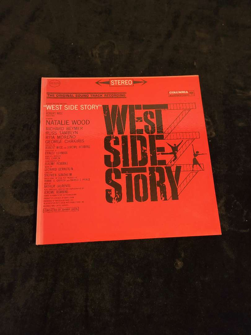 Lot # 253 West Side Story- Feat. Natalie Wood