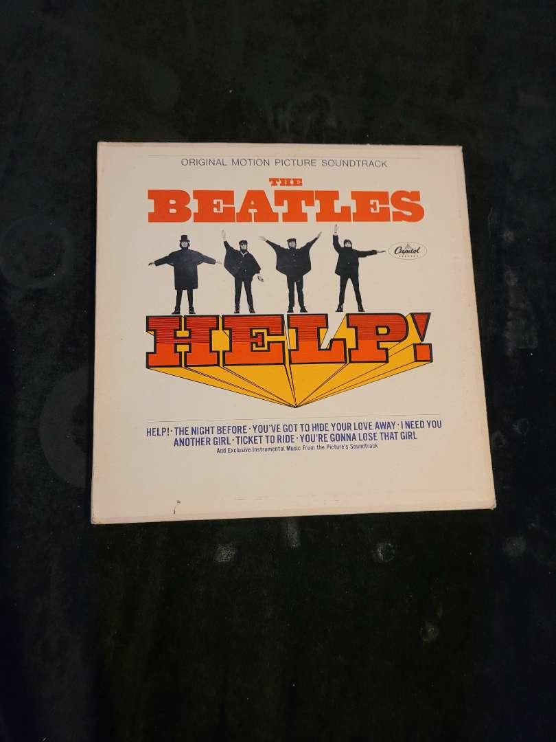 """Lot # 258 Vintage The Beatles """" Help"""" Album"""