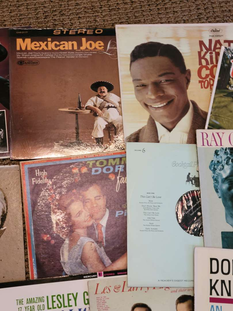 Lot # 306 Assorted Records