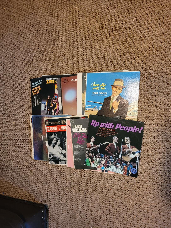 Lot # 307 Assortment of Records