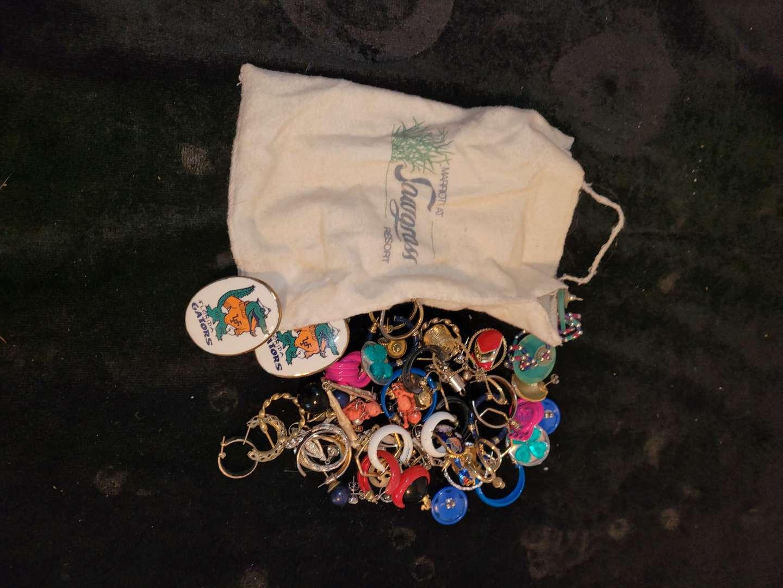 Lot # 336 Fashion Earrings