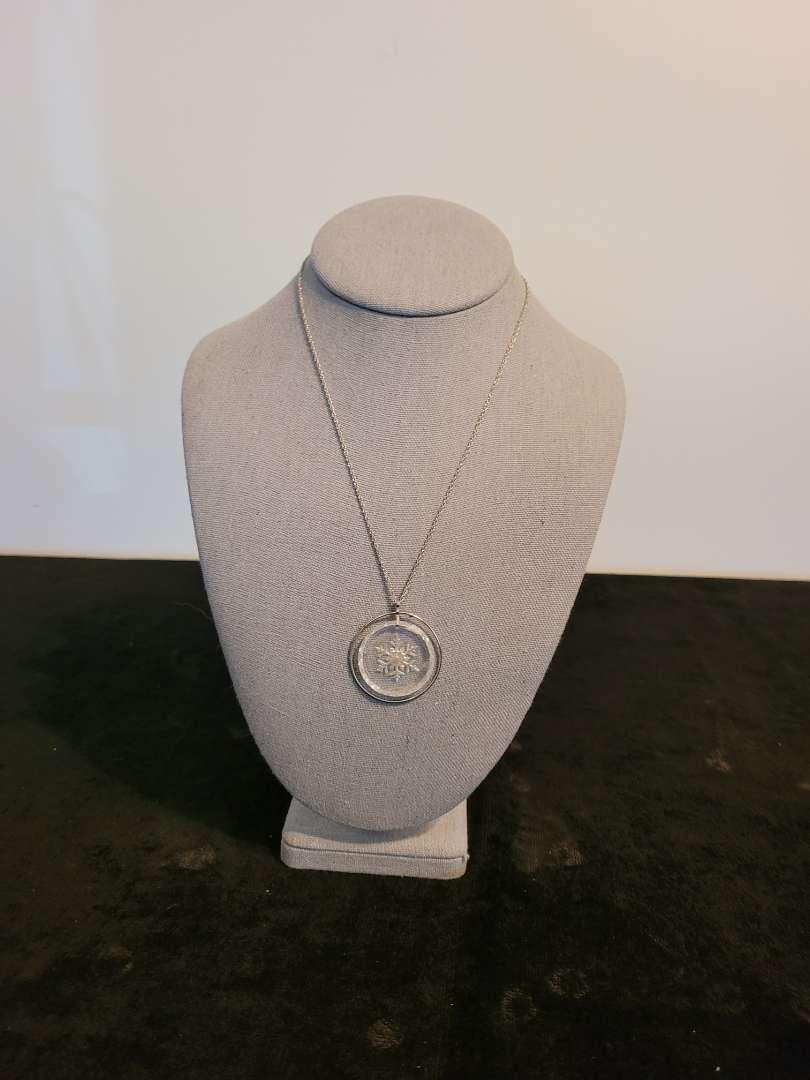Lot # 340 Hallmark Star Flake Necklace