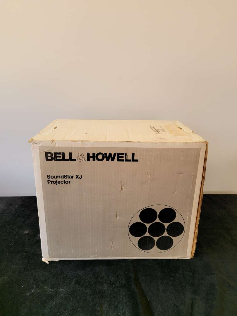 Lot # 362 Bell & Howell Sound Projector - Model- Sound Star JX