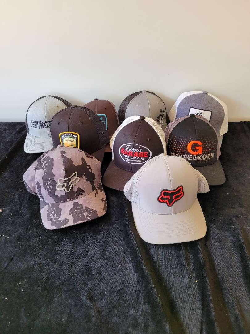 Lot # 364 (9) Assorted Hats
