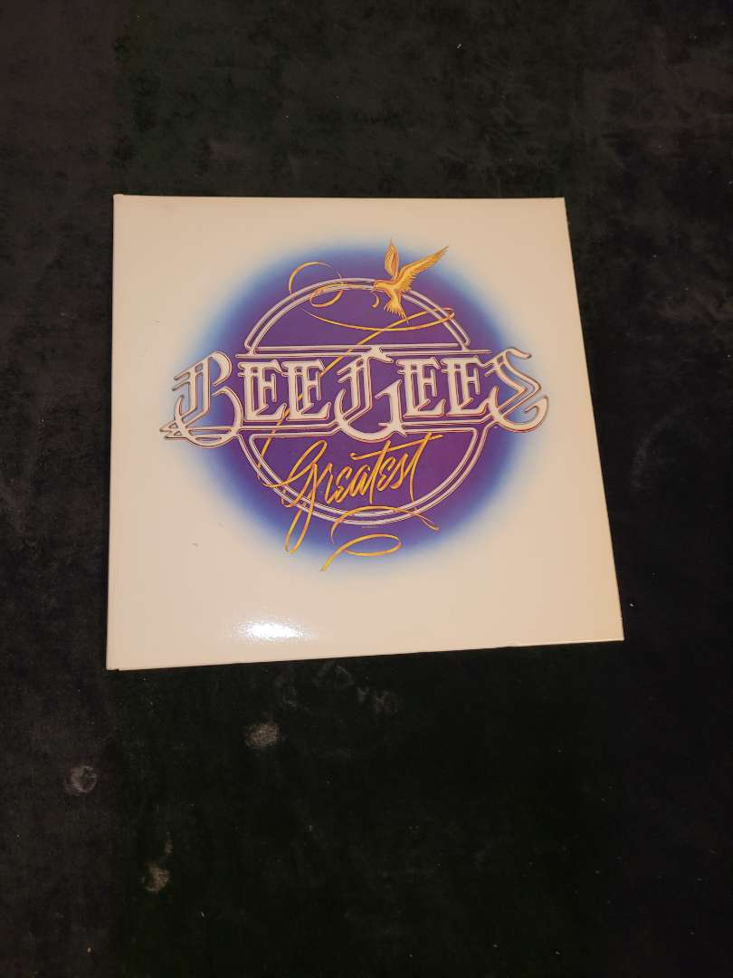 Lot # 373 Vtg Bee Gees Greatest Hits Album