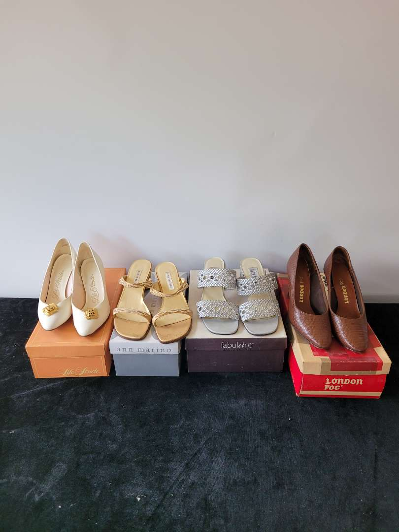 Lot # 388 (4) Pairs of Women's Shoes - Size 6 & 6.5