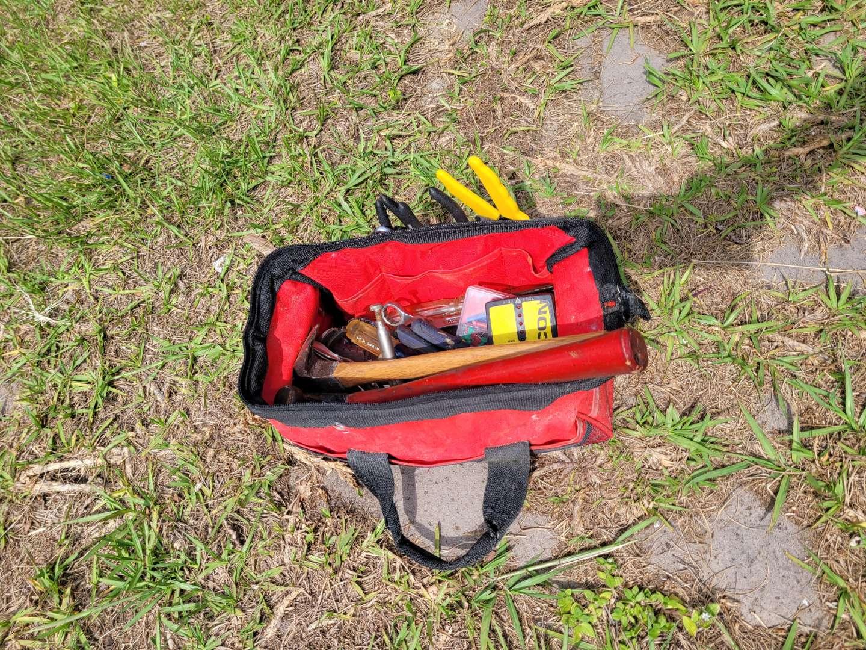 Lot # 408 Bag of Tools