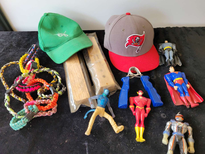 Lot # 460 Kids Toys & Hats
