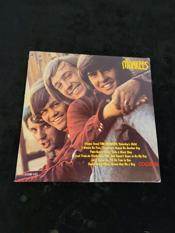 Lot # 492 Vintage Monkees Album