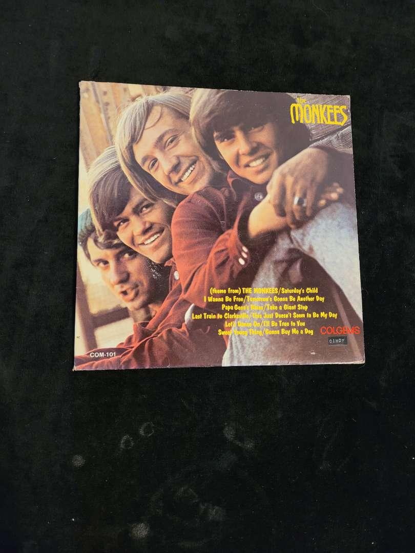"Lot # 495 Vintage ""The Monkees"" Album"