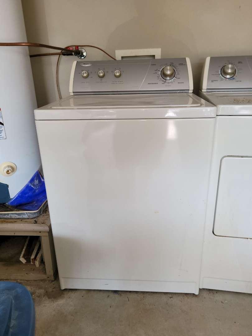 Lot # 506 Whirlpool Washer