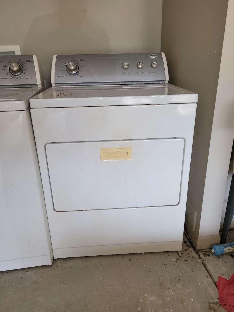 Lot # 507 Whirlpool Dryer