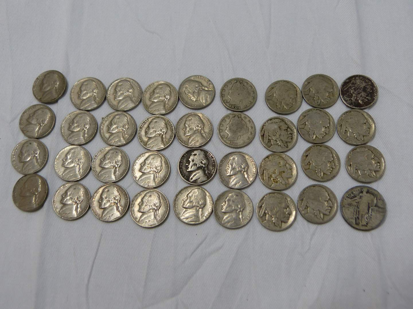 Lot # 41  GREAT collection of various coins (look closely at the pictures there are some really GOOD coins here (main image)