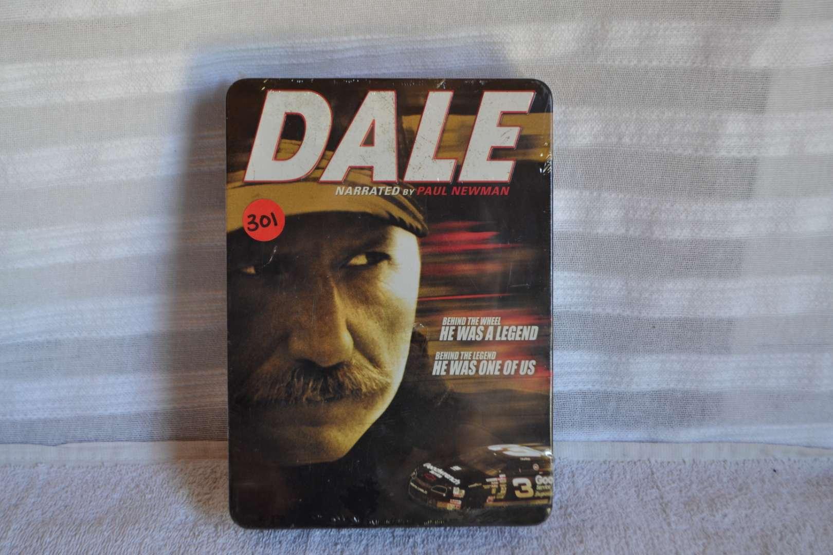 Lot # 301 DALE EARNHEARDT DVD SET 6 DISC