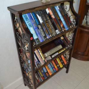 Lot # 69 BOOK CASE (BOOKS NOT INCLUDED)
