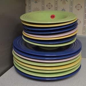 Lot # 86 LOT OF PLATES