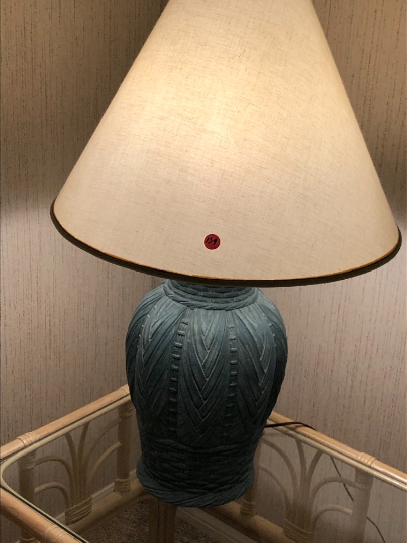 Lot # 139 LAMP