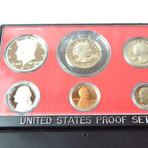 Lot # 195 1979 UNITED STATES PROOF SET