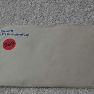 Lot # 223 1979 UNITED STATES MINT SET