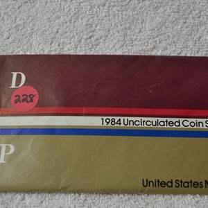 Lot # 228 1984 UNITED STATES MINT SET