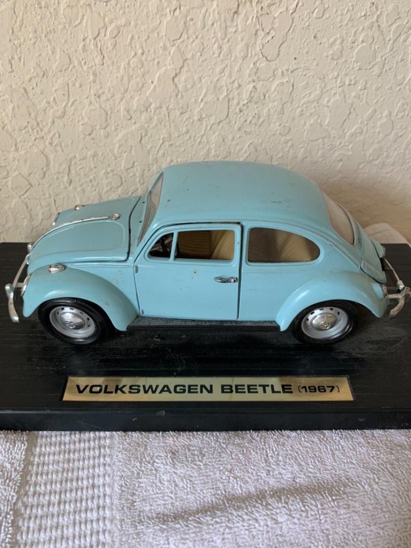 Lot # 364   Vintage Diecast Volkswagen 1967 Beetle