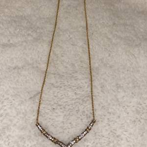 Lot # 588 Wow 10K Gold Necklace TW 9.8g