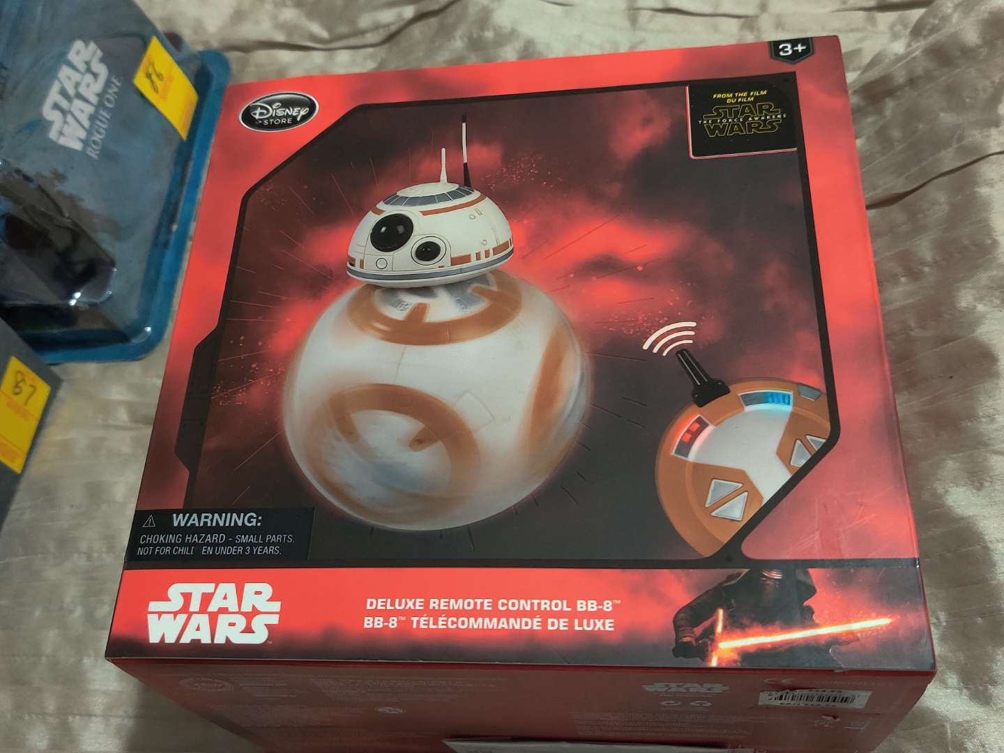 90 BB-8 Deluxe Remote Control Star Wars Disney Limited