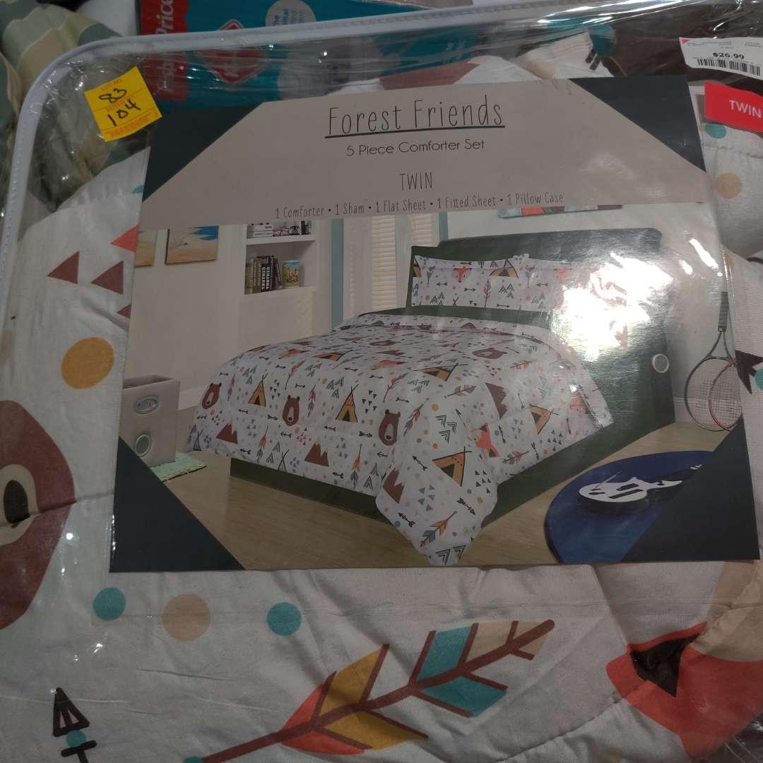 104 twin kids comforter