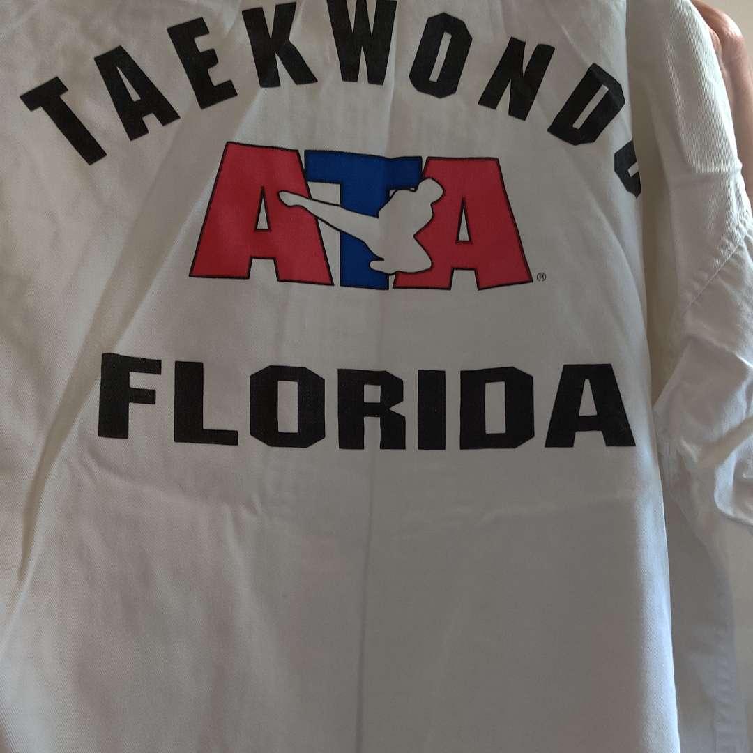 118 taekwondo outfit size 5