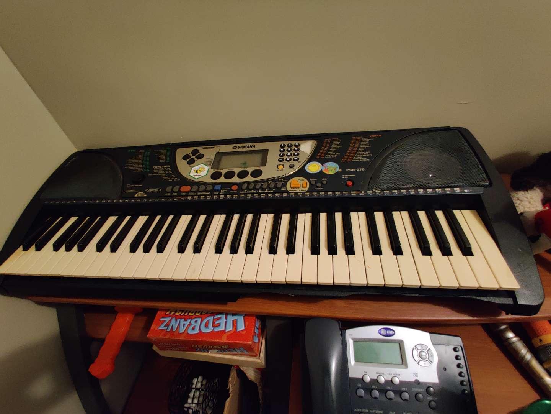 279 Yamaha keyboard works