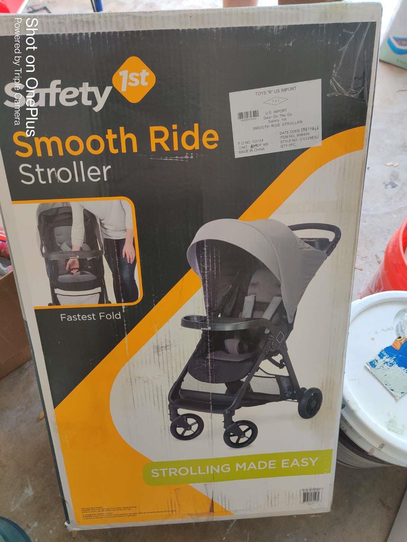 397 safety first smooth ride stroller inbox