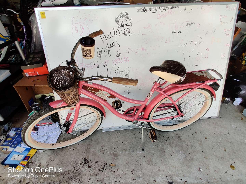 402 very nice like new Panama Jack bike bicycle