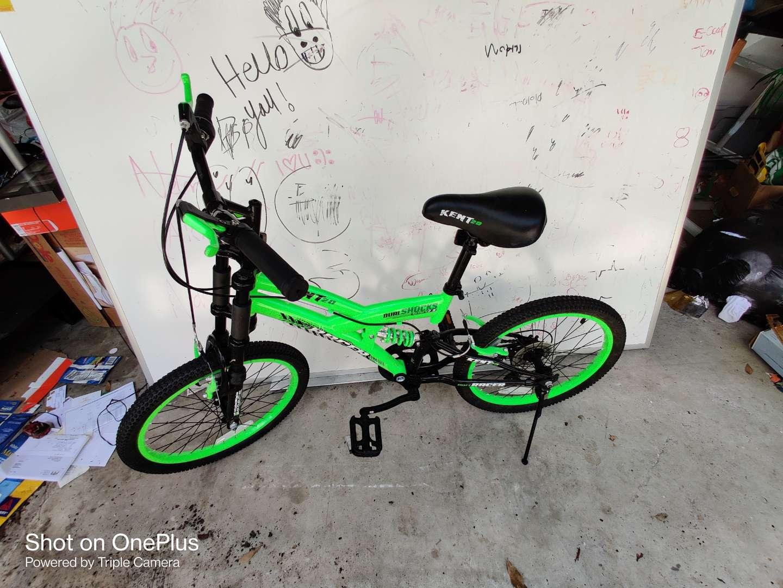 403 Kent 20 dual shocks bike bicycle like new