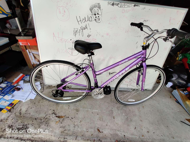 406 Kent 700 like new bicycle