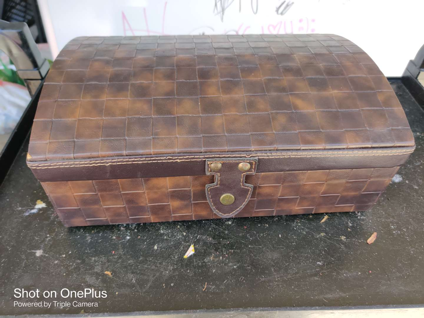 442 small trunk with lid