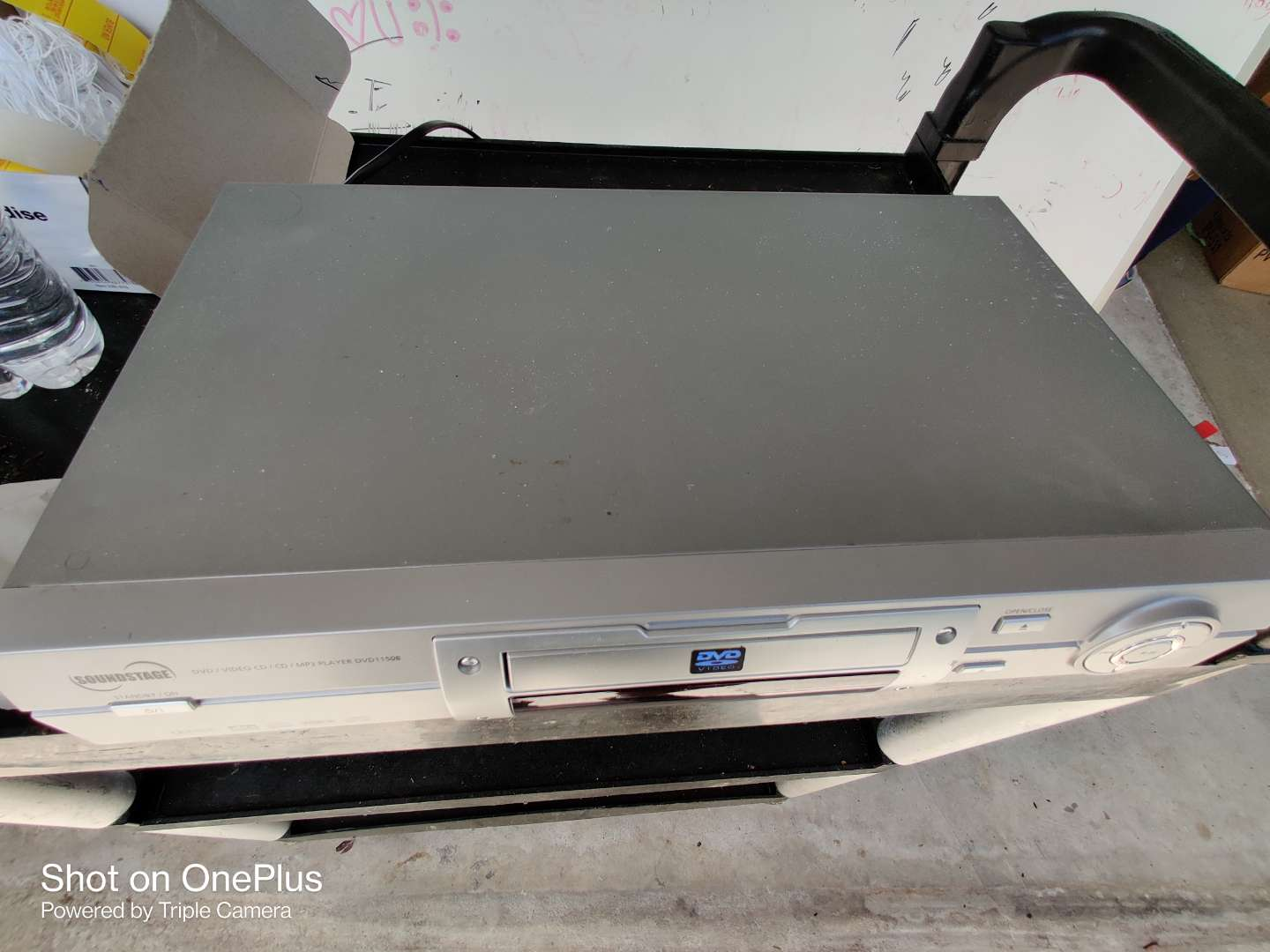 452 sounds stage DVD player